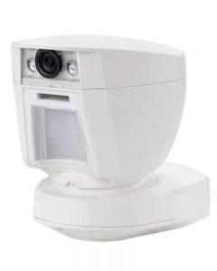 Identifiera rörelse med hjälp av utomhuskamera, villalarm eller hemlarm - Säkra Larm