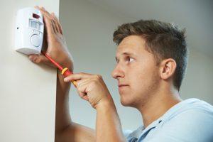 Lägenhetslarm utan abonnemang | Säkra Larm