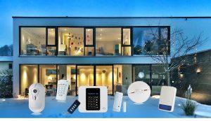 Hemlarm - skydda ditt hem från inbrotts | Säkra Larm