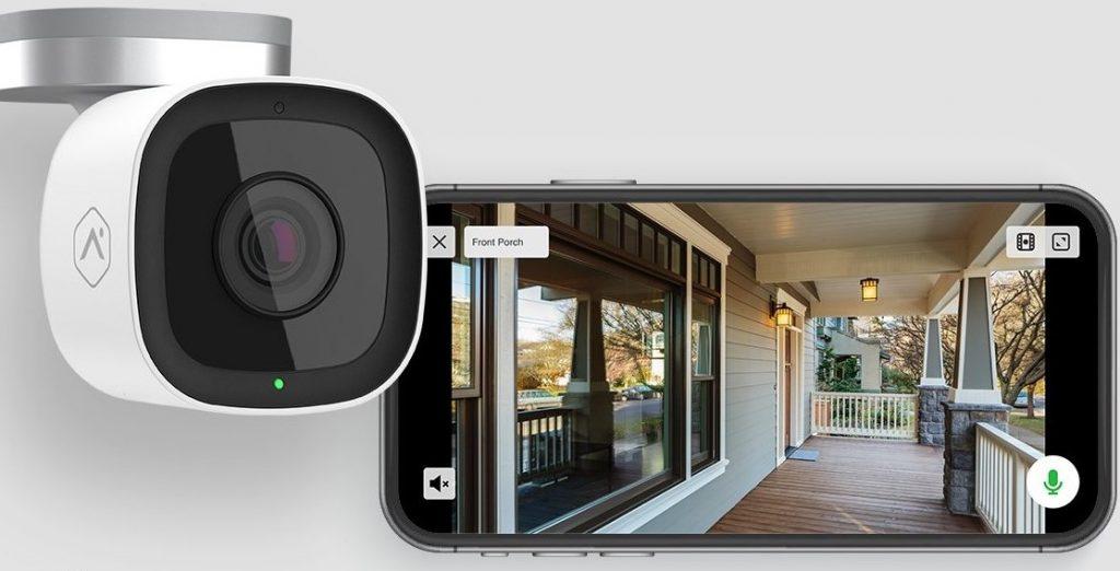 IP Kamera I Säkra Larm